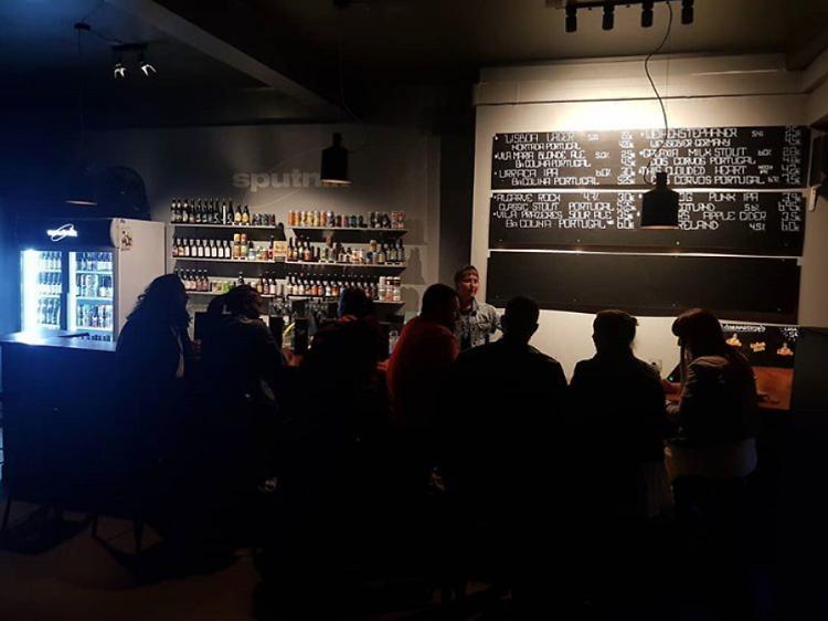 Sputnik Craft Beer Bar Lisboa