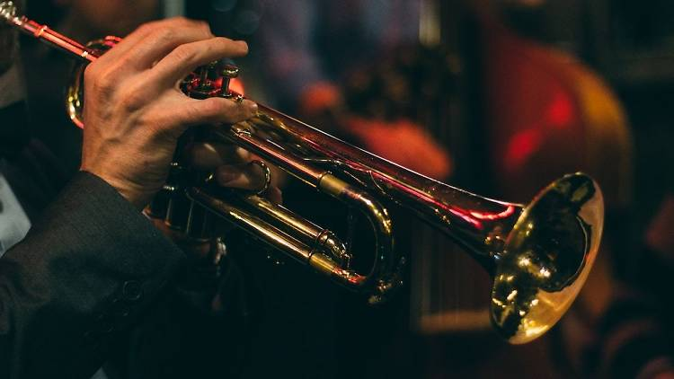 jazz, trumpet