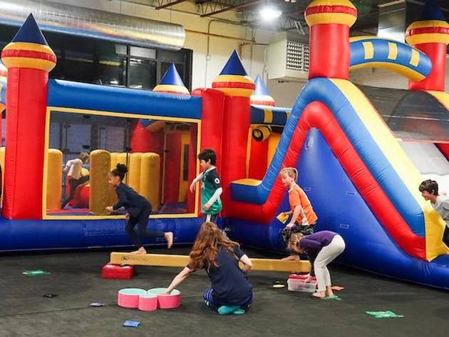 Win a free birthday party for your kid and 10 friends