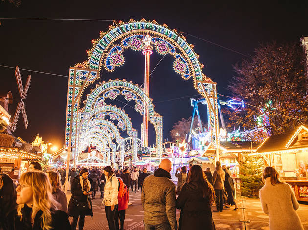 Christmas Wonderland 2020 Winter Wonderland confirms it won't take place in 2020