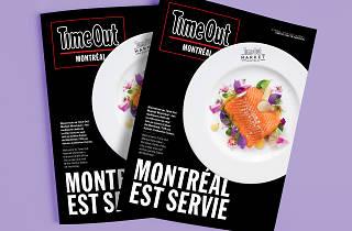 Time Out Montréal Magazine