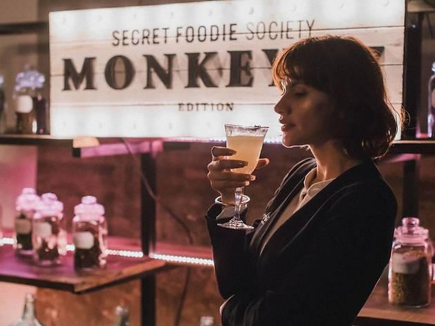 Secret Foodie Society: AFTERWORK Tapas y cóctel