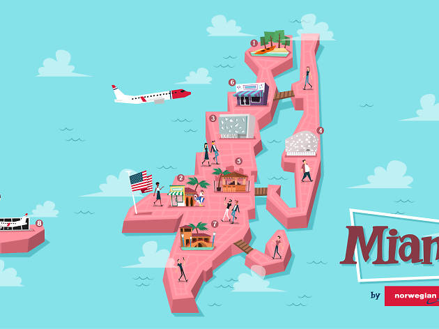 Viu Miami com un autèntic local