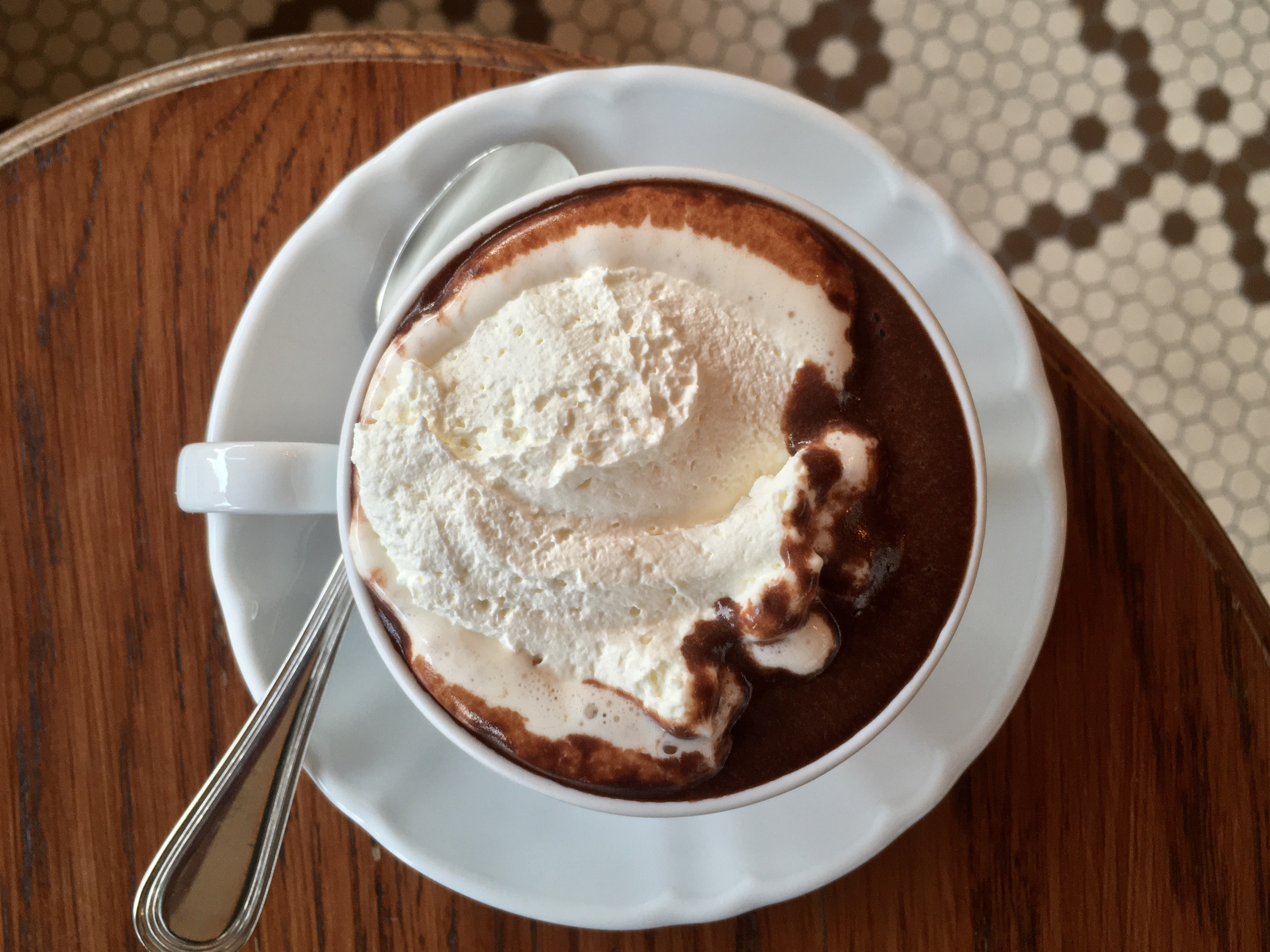 Where to find delicious hot cocoa