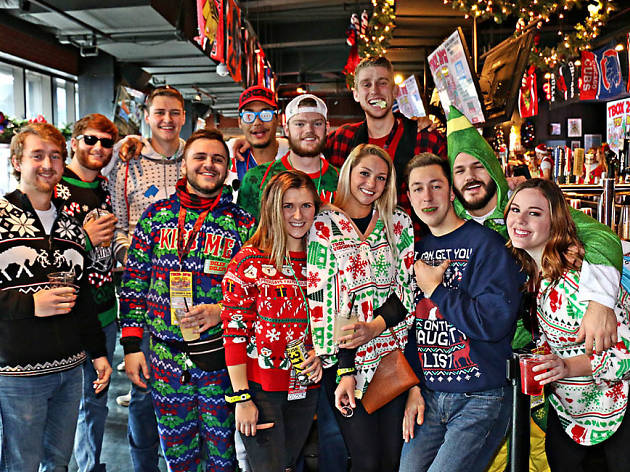 To the surprise of nobody, the TBOX Wrigleyville bar crawl won't happen in 2020