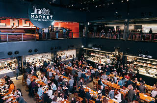 Time Out Market Chicago Atmosphere