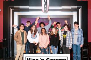 Kids 'N Comedy Live