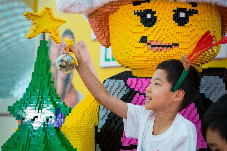 Christmas Bricktacular at Legoland
