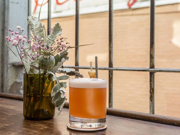 Cocktail at Romeo Lane