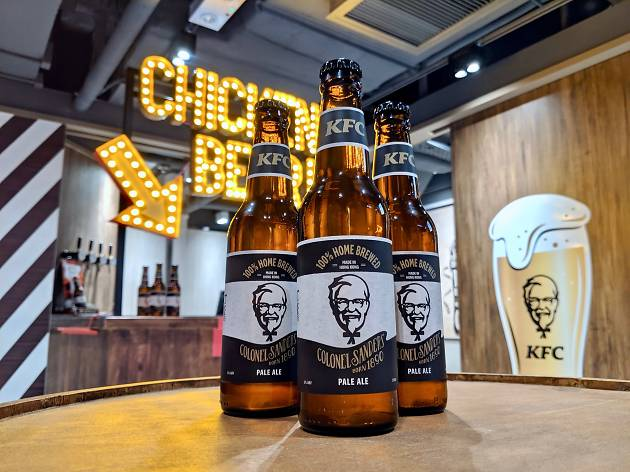 KFC launches its own Colonel Craft Beer and new recipe in collab with Lay's chips