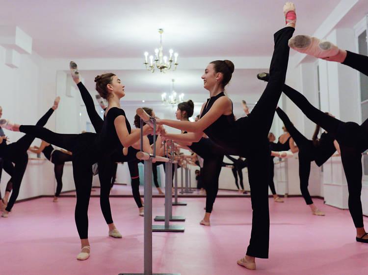 Fit Ballet© chez Fit'Ballet Octavie Escure