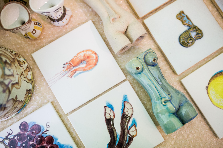 A inspiração de Querubim Lapa em Bordalo Pinheiro: uma exposição contada a duas vozes
