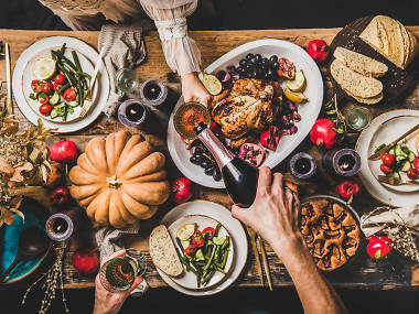 6 places to celebrate Thanksgiving in London