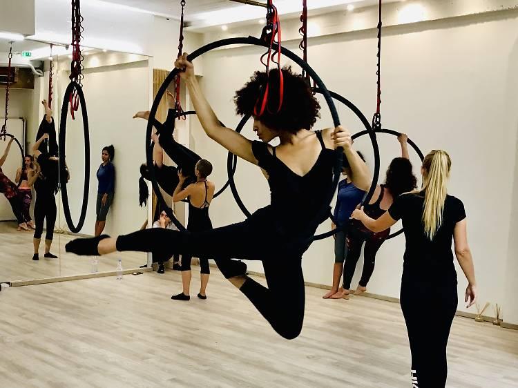 Les meilleurs cours de danse à Paris