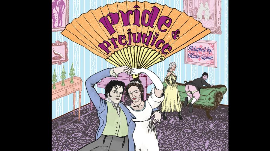 'Pride & Prejudice - A Gay Panto'