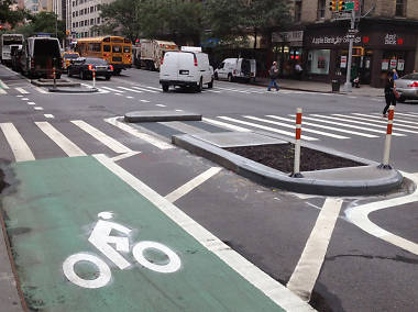 250 more miles of bike lanes are coming to New York