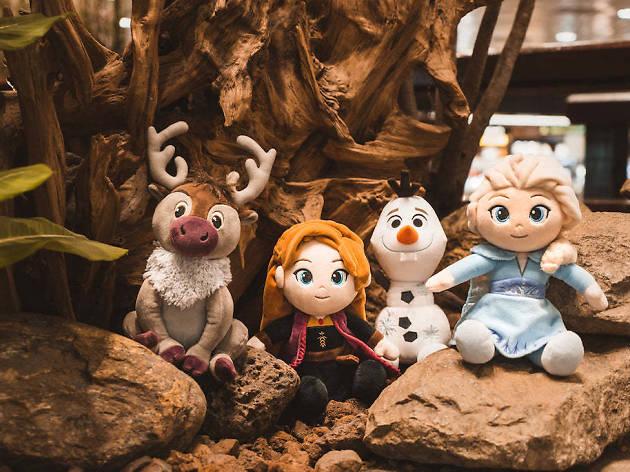 A Frozen Wonderland at Changi