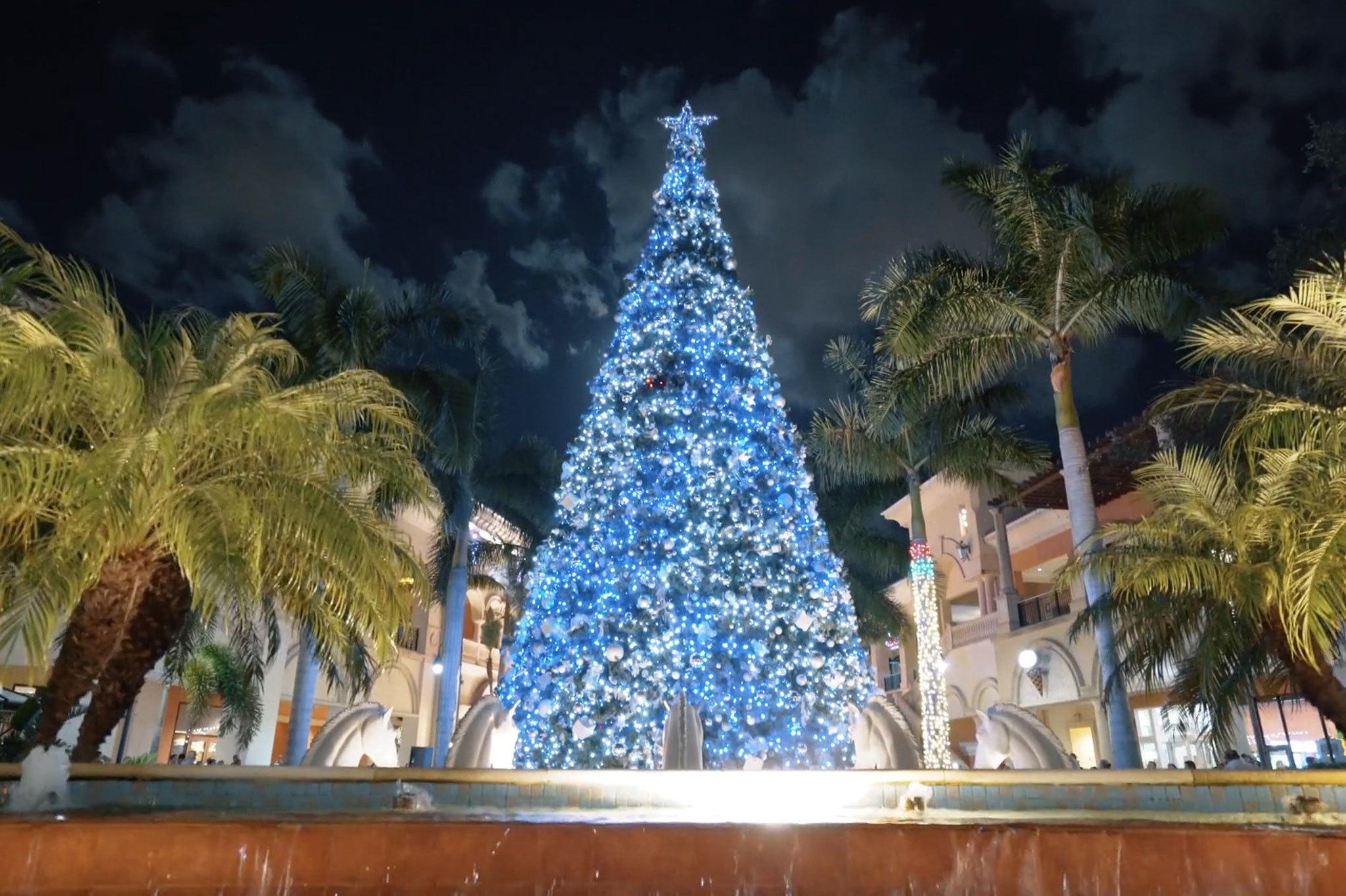 Christmas at Gulfstream