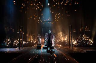 A Christmas Carol on Broadway (2019)