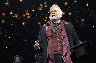 A Christmas Carol on Broadway (2019)