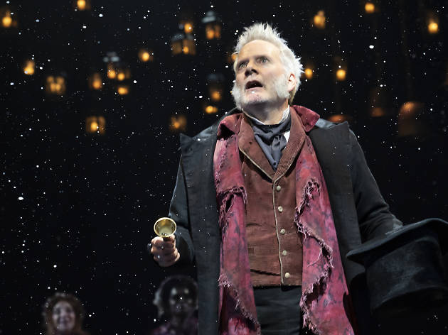 A Christmas A Christmas Carol on Broadway (2019) By Matthew WarchusAdapted By Jack Thorne