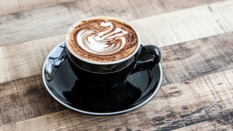 Coffee at Alevri