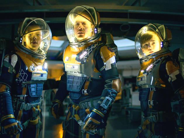 Perdidos en el espacio vuelve con la segunda temporada