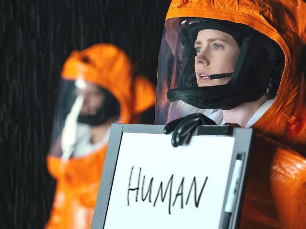 La llegada, película que estrena en diciembre a Netflix