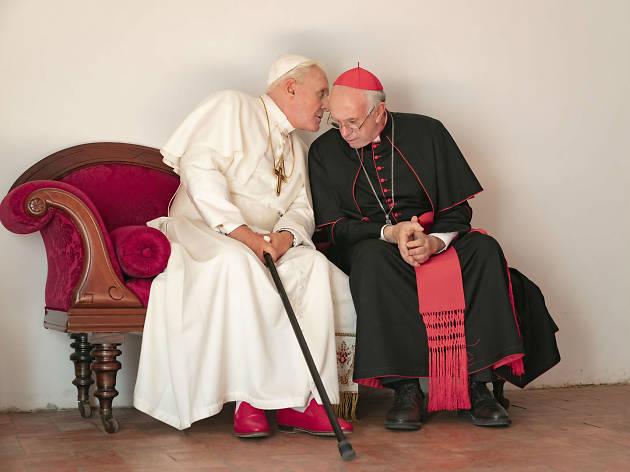 Los dos Papas llega a Netflix