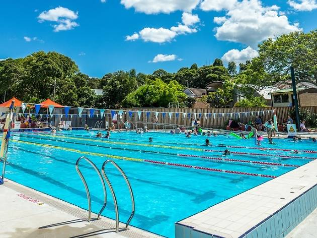 Fanny Durack Aquatic Centre