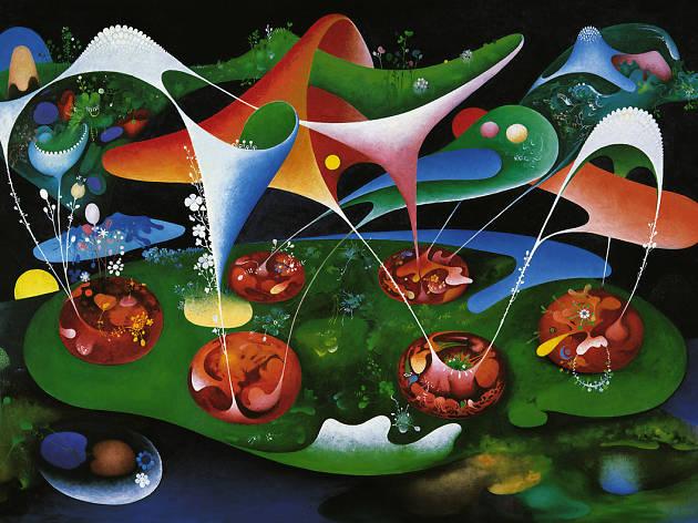 Vangel Naumovski: Blooming Roses (1969)