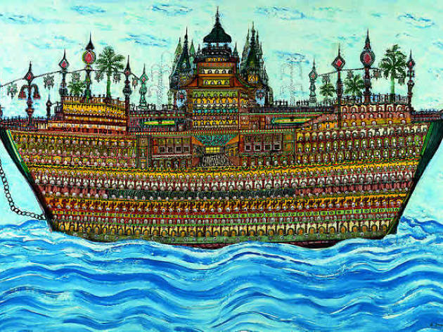 Drago Jurak: Luxurious Ship (1974)