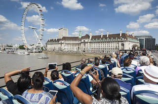 OG London Sightseeing Tour (© Grant Rooney)