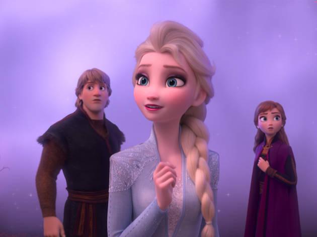 Frozen II - O Reino do Gelo (2019)