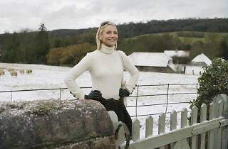 CAMERON DIAZ stars as Amanda in THE HOLIDAY, a film by Nancy Meyers.