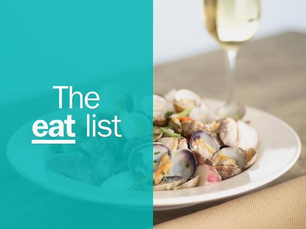 Seattle Eat List Nov 2019