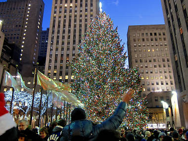 The Rockefeller Center Christmas Tree Lighting performers have been announced!