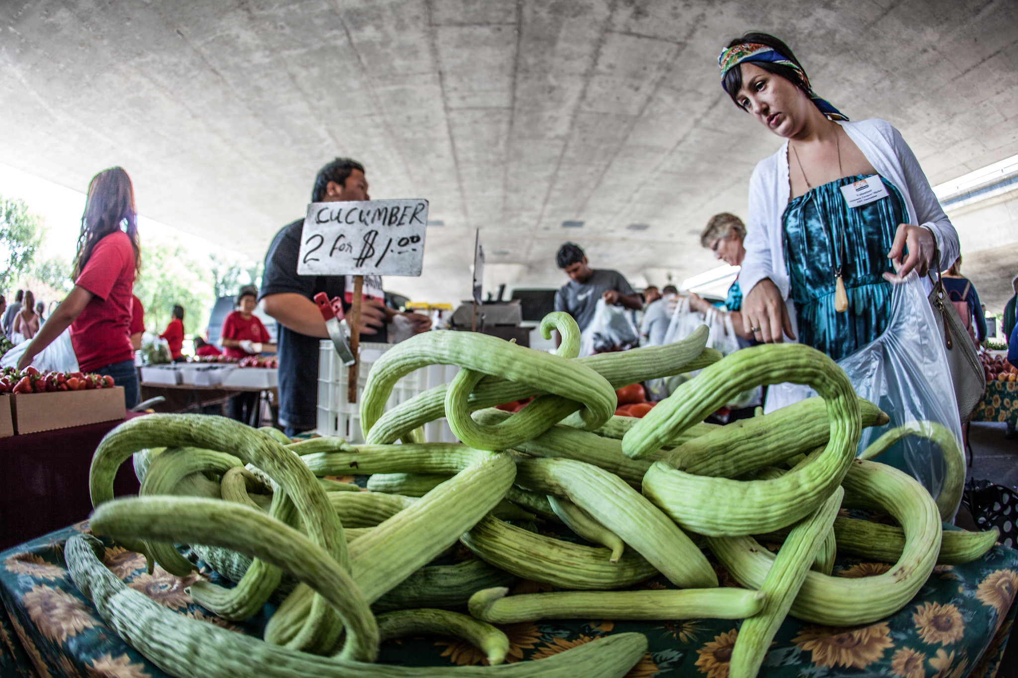 Midtown Farmers Market Sacramento