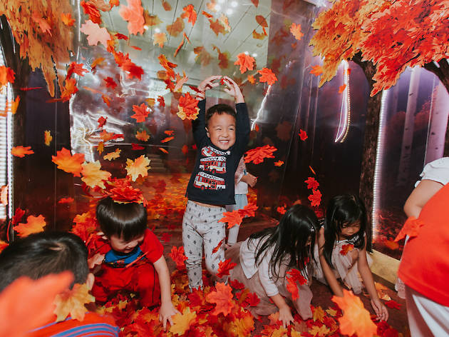 The best Christmas events in Singapore for kids