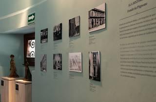 Museo de sitio del MUNAL (Foto: Alejandra Carbajal)