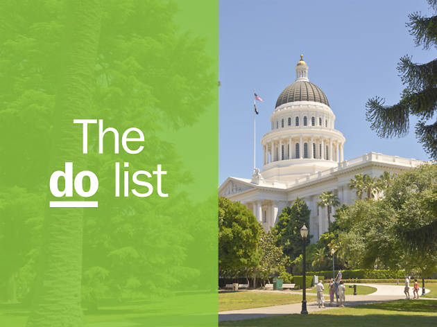 Sacramento Do List 2019