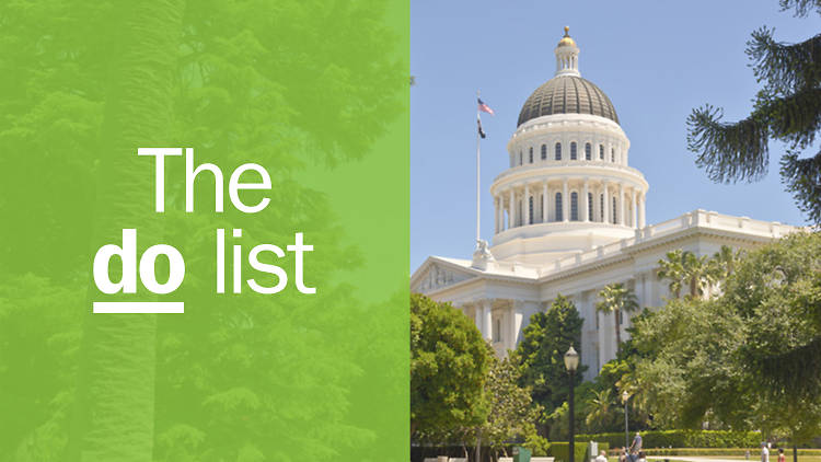 Sacramento Do List 2019