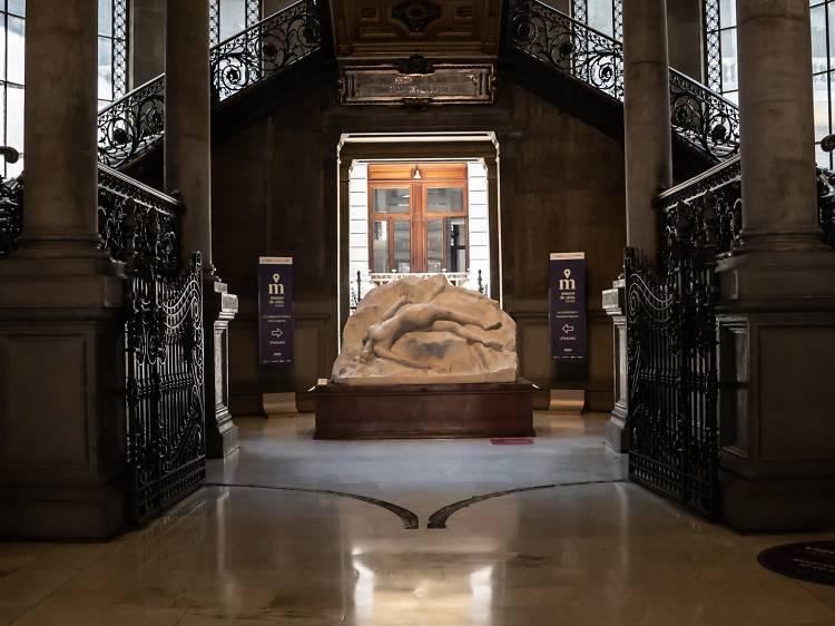 Museo de sitio del MUNAL