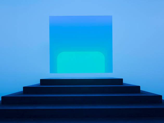 James Turrell Pasajes de Luz