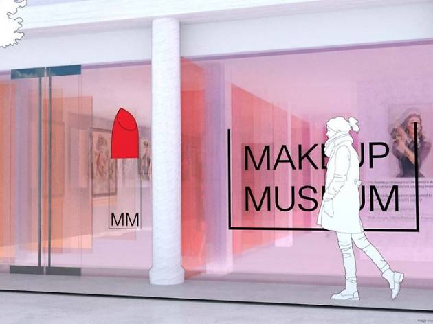 The world's first Makeup Museum is coming to NYC