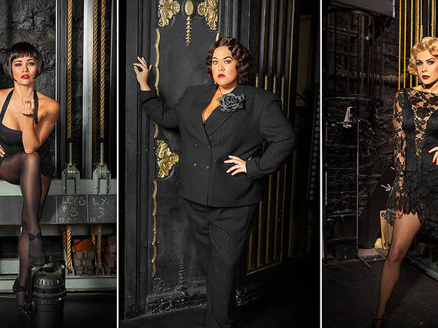Chicago's leading ladies are bringing Fosse magic to Melbourne