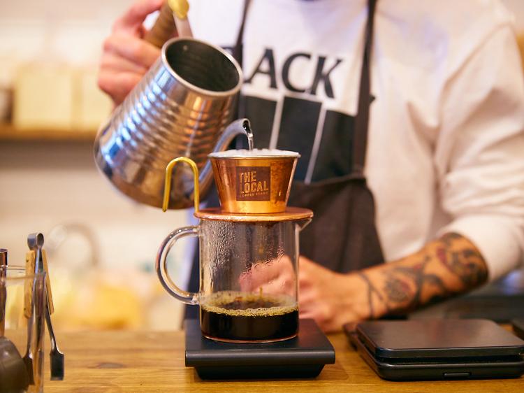 コーヒー通になる。