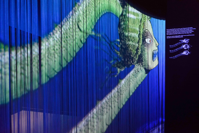Exposició Sirenes Museu Marítim