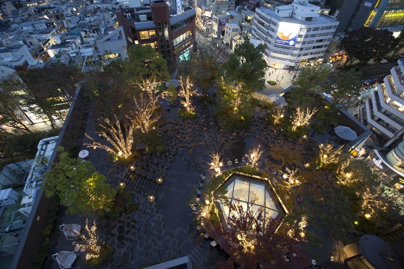 Tokyu Plaza Omotesando Harajuku