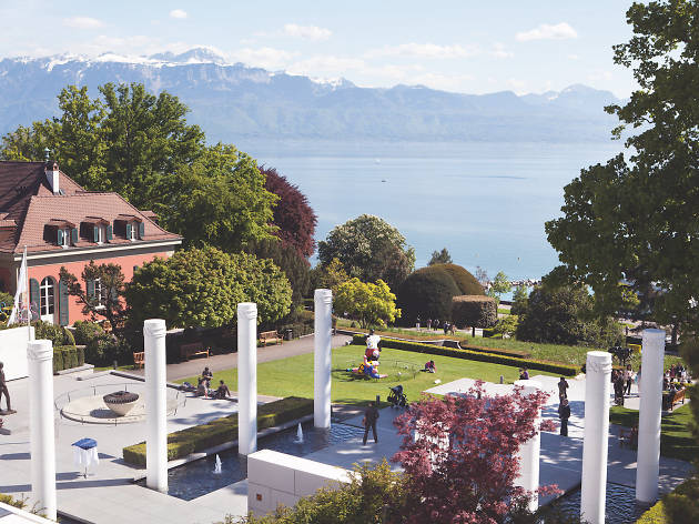 Five great reasons to visit The Olympic Museum in Lausanne